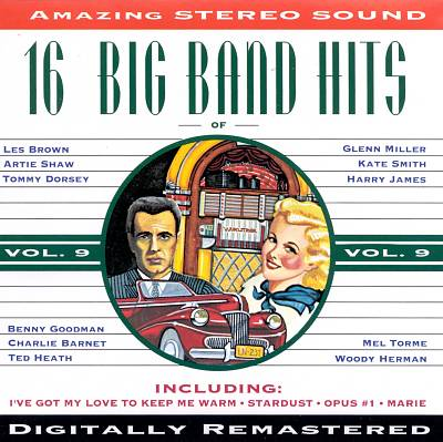 16 Big Band Hits, Vol. 9