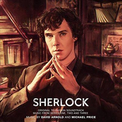 Sherlock Series 1-3 [Original Television Soundtrack]