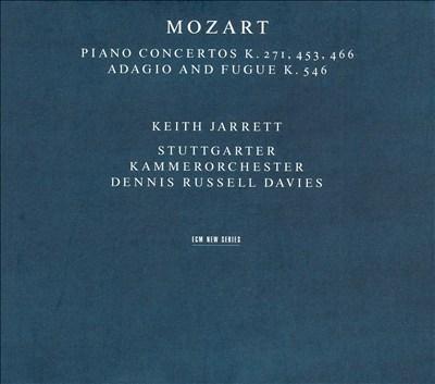 Mozart: Piano Concertos K. 271, 453, 466