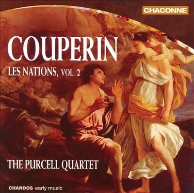 Couperin: Les Nations, Vol. 2
