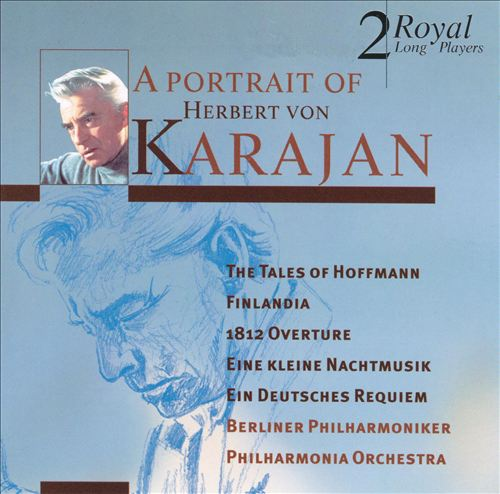 A Portrait of Herbert von Karajan
