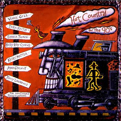 Hot Country for the 90's [Rebound]