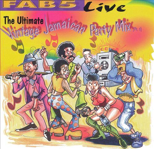 Live: The Ultimate Vintage Jamaican Party Mix, Pt. 1