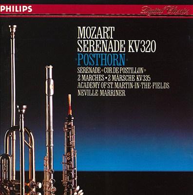 Mozart: Posthorn Serenade, etc.