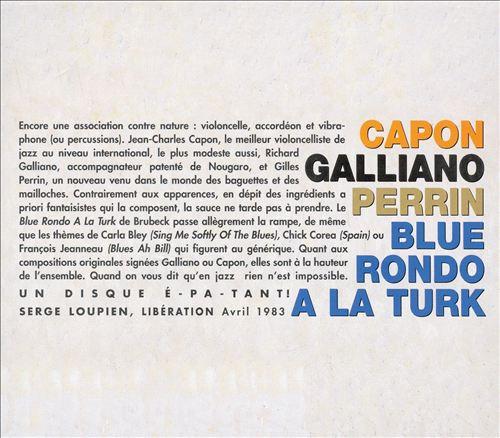 Blue Rondo À La Turk