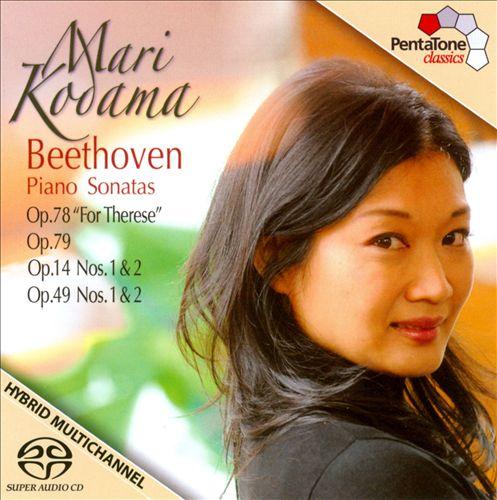 Beethoven: Piano Sonatas, Op. 78