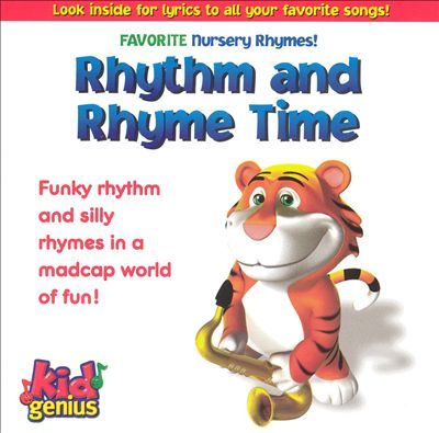 Rhythm and Rhyme Time