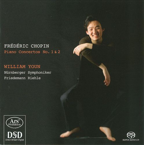 Chopin: Piano Concerto No. 1 & 2