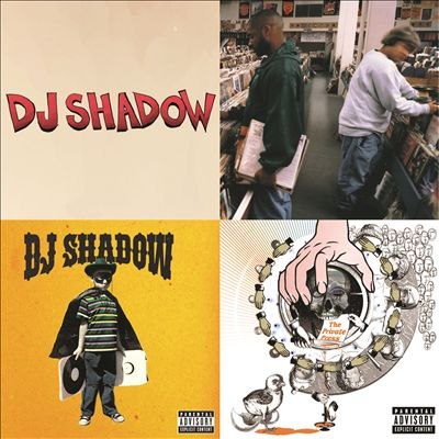 DJ Shadow Bundle