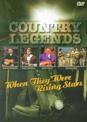 Country Legends: When They Were Rising S