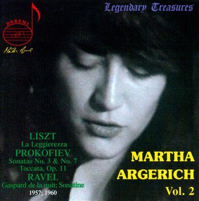 Martha Argerich, Vol. 2 [Doremi]