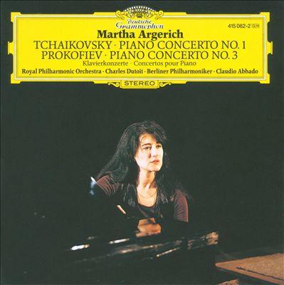 Tchaikovsky: Piano Concerto No. 1; Prokofiev: Piano Concarto No. 3