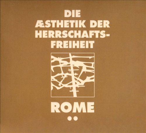 Die Aesthetik Der Herrschafts-Freiheit: Aufruhr/A Cross of Fire