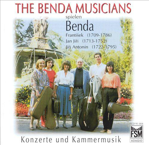 Music of the Benda Family