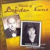Music of Bozidar Kunc