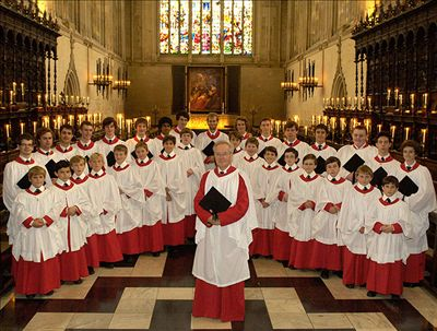 King's College Choir of Cambridge