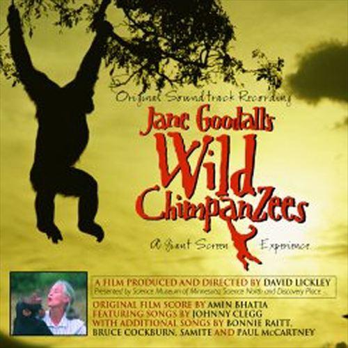 Jane Goodall's Wild Chimpanzees (Original Soundtrack Recording)