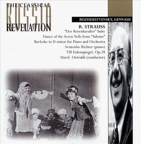 Strauss:  Orchestral Works