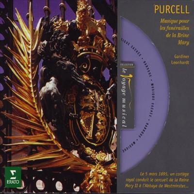 Purcell: Musique pour les funérailles de la Reine Mary