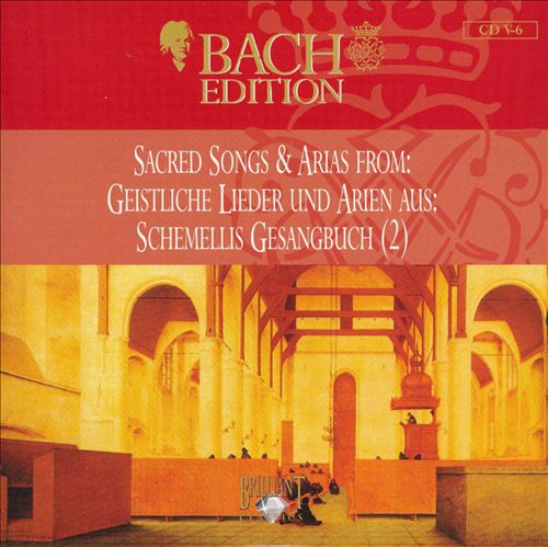 Bach Edition: Schemellis Gesangbuch Part 2