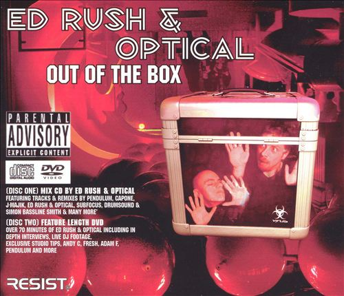 Out of the Box [Bonus DVD]
