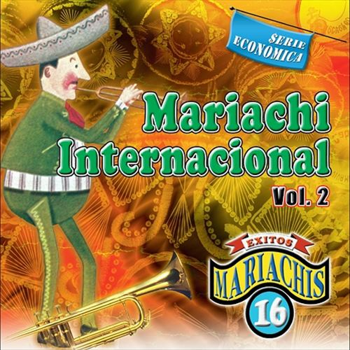 Mariachi Internacional, Vol. 2