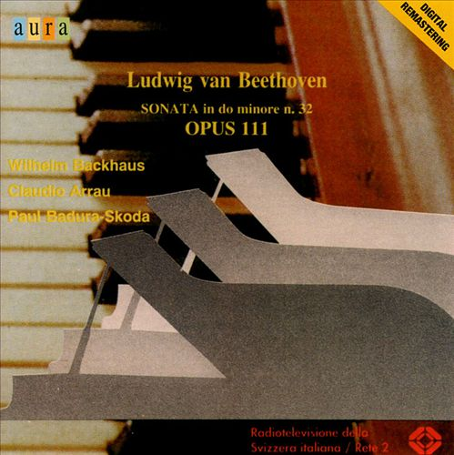 Beethoven: Op. 111, 3 Versions