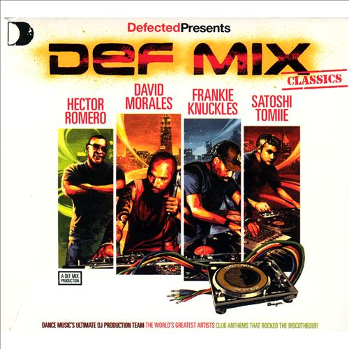 Defected Presents 20 Years of Def Mix
