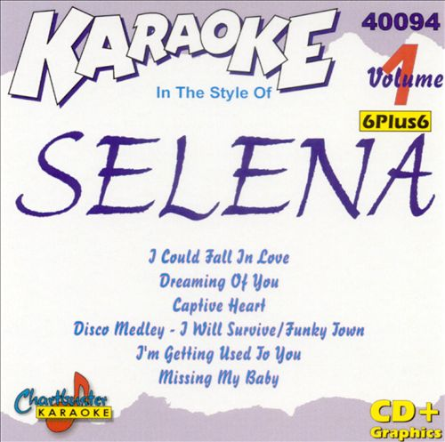 Chartbuster Karaoke: Selena [2004]