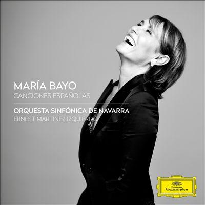 Canciones Españolas [Deutsche Grammophon]