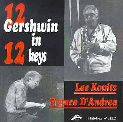 12 Gershwin in 12 Keys