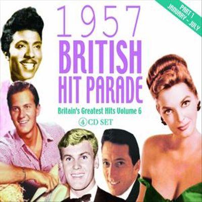 1957 British Hit Parade, Pt. 1