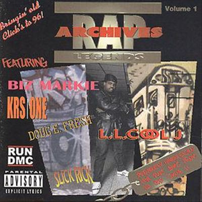 Rap Archives, Vol. 1