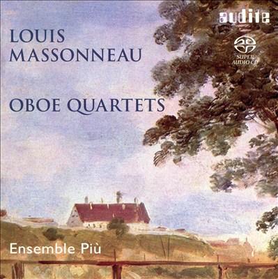 Louis Massoneau: Oboe Quartets