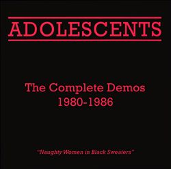 The Complete Demos 1980-1986