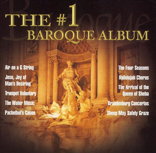 The #1 Baroque Album