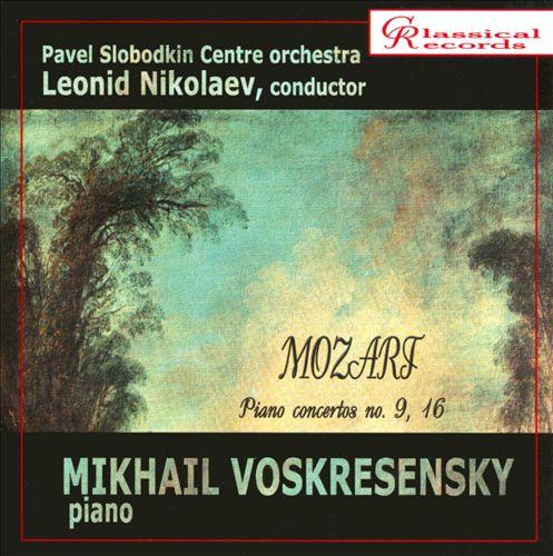 Mozart: Piano Concertos Nos. 9 & 16