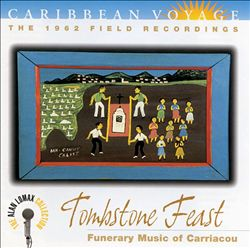 Caribbean Voyage: Tombstone Feast