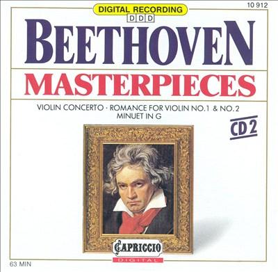 Beethoven Masterpieces, Vol. 2