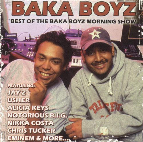 Best of the Baka Boyz Morning Show