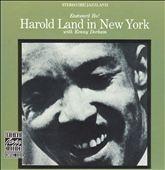Eastward Ho! Harold Land in New York