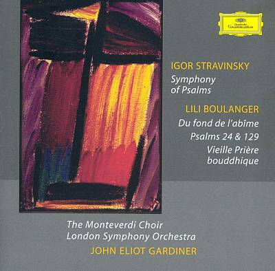 John Eliot Gardiner Conducts Igor Stravinsky and Lili Boulanger