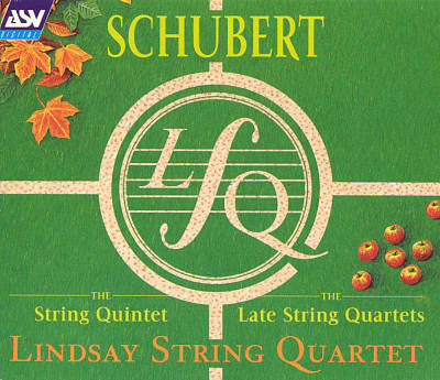 Schubert: The Late String Quartets (Box Set)