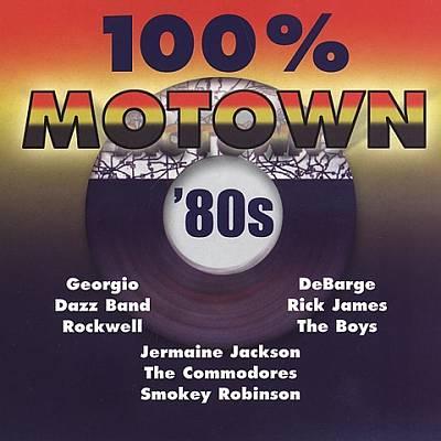 100% Motown '80s