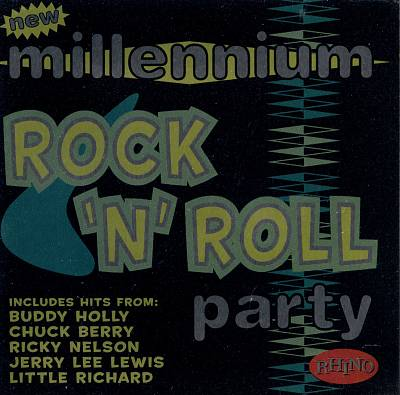 New Millennium 50's Party