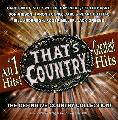 That's Country: Greatest Hits