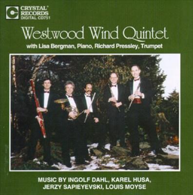 Westwood Wind Quintet Play Dahl, Husa...