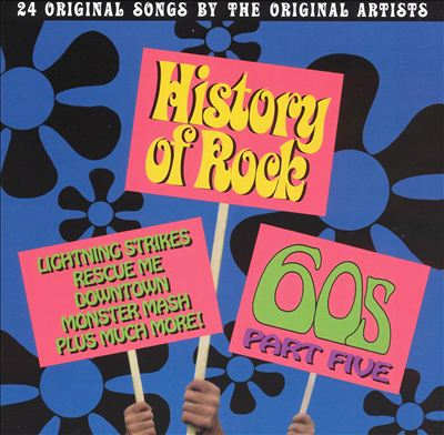 History of Rock: The 60s, Pt. 5