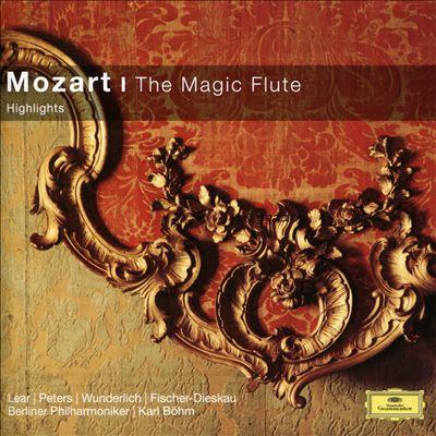 Mozart: The Magic Flute (Highlights) (HLTS)