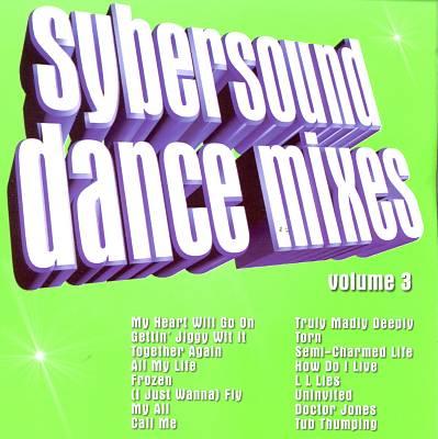 Sybersound Dance Mixes, Vol. 3